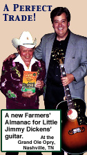 A new Farmer's Almanac